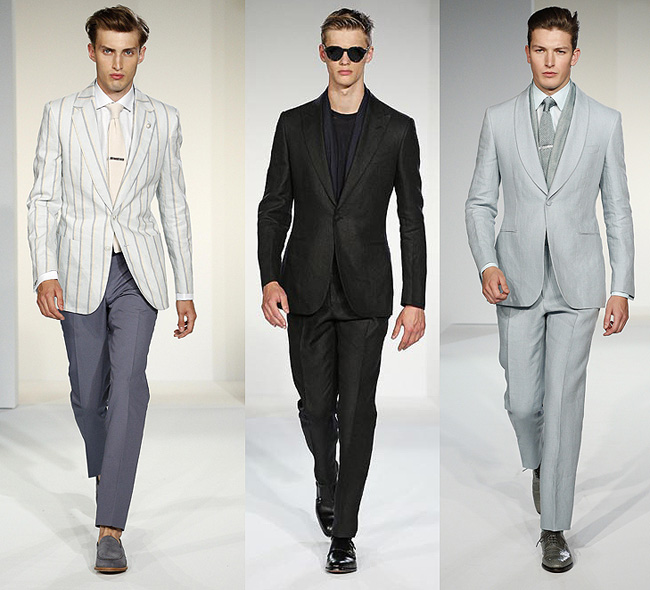 London Men Collections Spring/Summer 2015